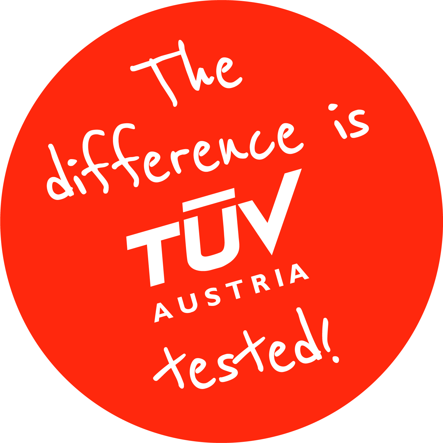 the difference is that it has been tested by TÜV Austria